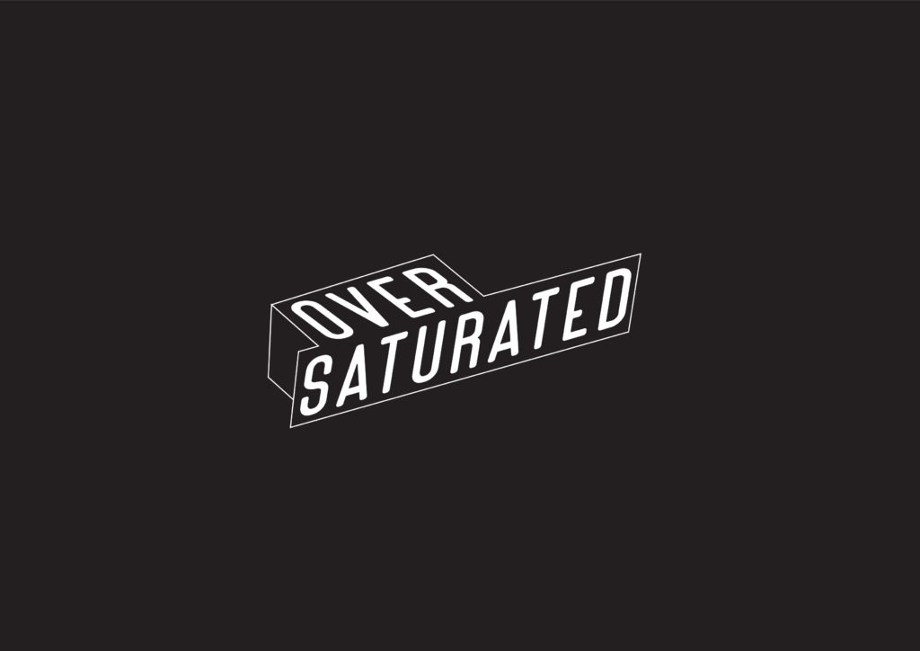 what is over saturated logo