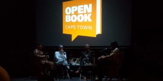 POC at the table panel discussion at the open book festival